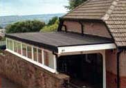 fully adhered roof fixing system