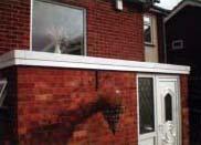 flat roof edge trim