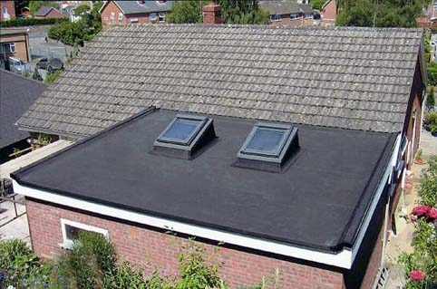Epdm Rubber Flat Roof Bba Certification Manufacturers 20 Years