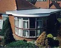 grp round bay window