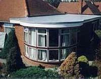 grp round bay window