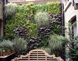 prefabricated greenwalls