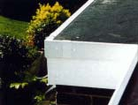 flat roof edge trim