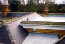 grp flat roofs